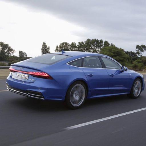 Audi, A7, Usado